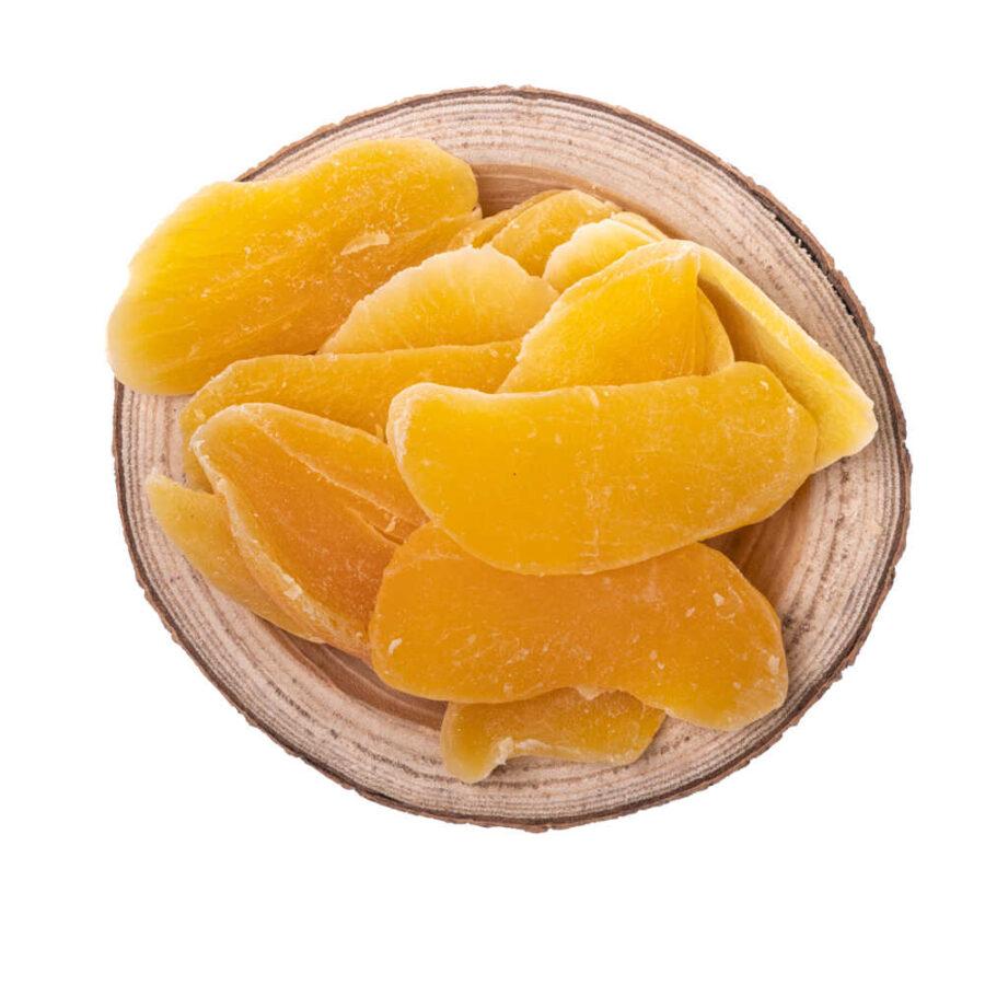 Mango kandyzowane